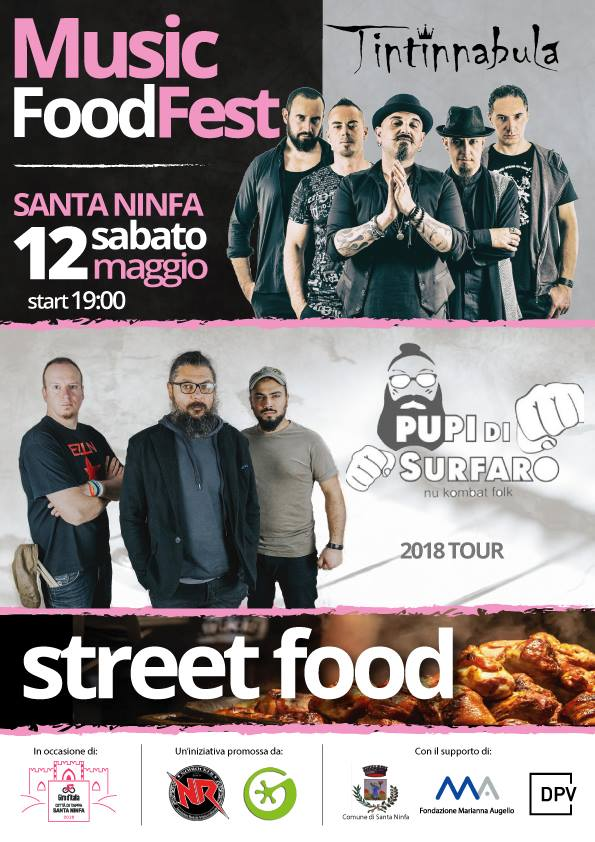 Santa Ninfa Music Food Festival