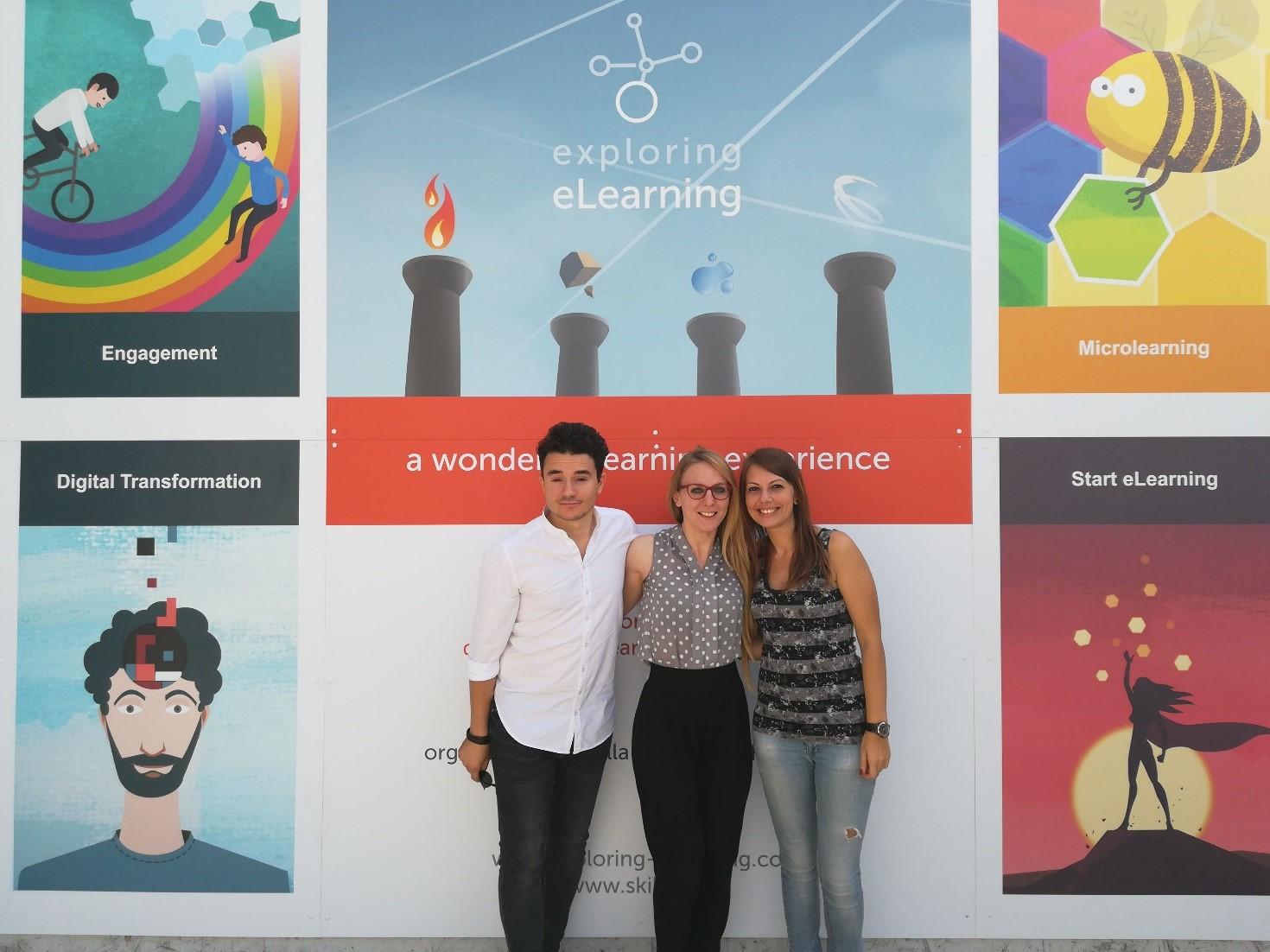 Formazione: Training @Exploring eLearning